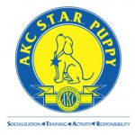 AKC STAR  PUPPY PROGRAM