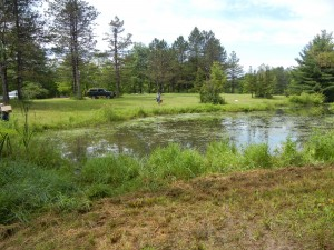 3rd series pond